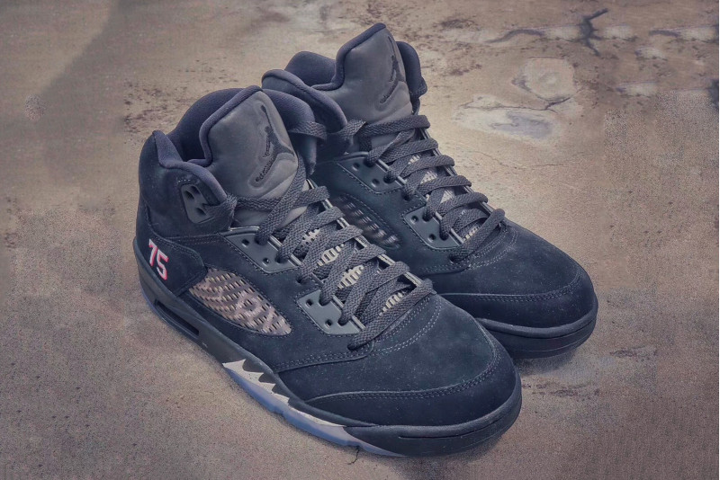 "Air Jordan V Retro ""Paris Saint-Germain"""