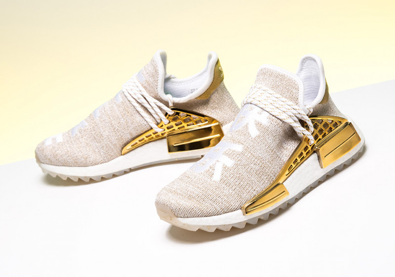 "Adidas Pharrell NMD Hu China Pack ""Happy"""